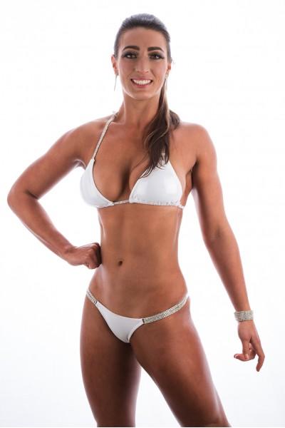 White Shimmer 67 Bikini