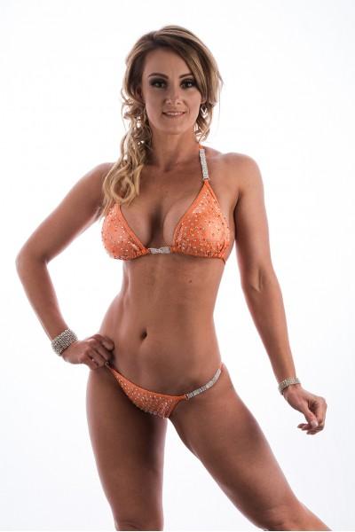 Orange Phoenix Bikini