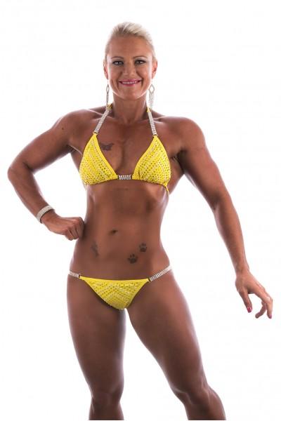 Yellow Lina Heinze Bikini